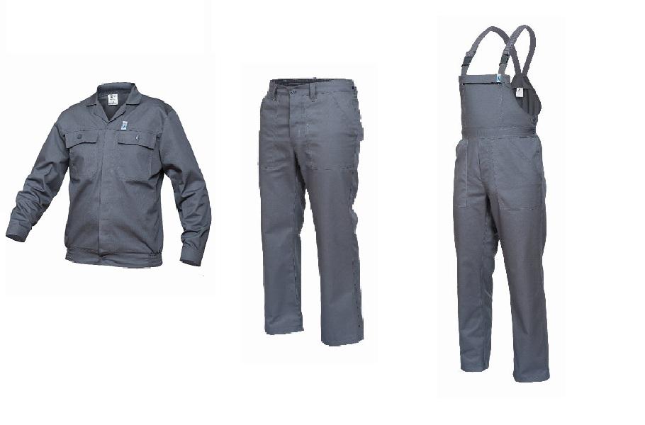 Ubrania robocze bluzy i spodnie ogrodniczki Sklep BHP POL PAW