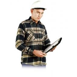 Koszule flanelowe letnie i zimowe robocze Sklep BHP POL PAW  BeTCR